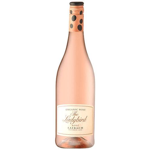 Laibach Ladybird Rosé, Stellenbosch, South Africa 2019 - case of 6 bottles