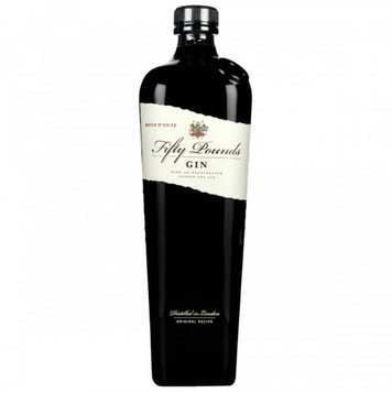 Fifty Pound Gin (43.5% ABV)