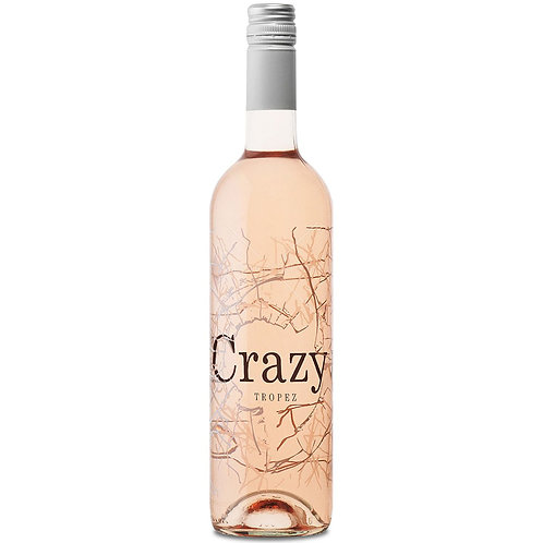 """Domaine Tropez """"Crazy Tropez"""", Côtes De Provence - CASE OF 6 BOTTLES"""