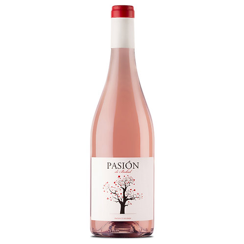 Pasión de Bobal Rosado, Spain 2019- case of 6 bottles