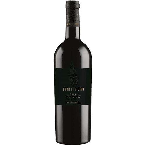 Cantina Diomede, `Lama di Pietra` Nero di Troia, Italy - case of 6 bottles