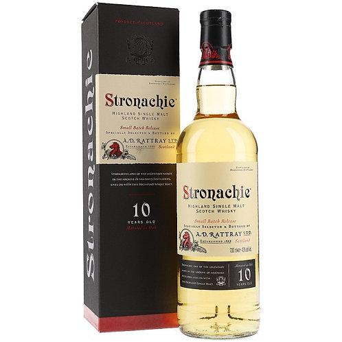 Stronachie 10 Year Old  Highland Single Malt