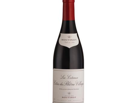 Boutinot 'Les Coteaux Schisteux', Séguret Côtes du Rhône Villages, France 2016 - Wine of the Month