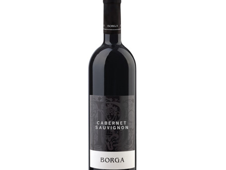 Borga Cabernet Sauvignon, Italy - September 2018 Wine of the Month