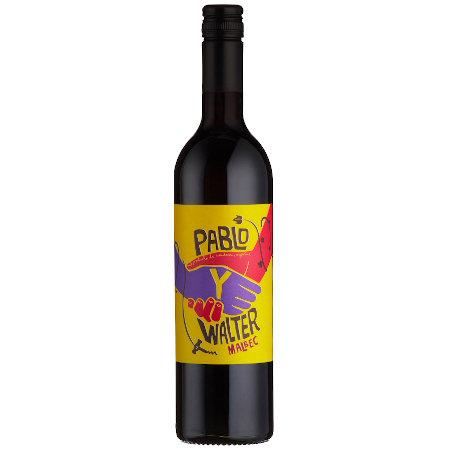 Pablo y Walter Malbec, Mendoza, Argentina 2018 - case of 6 bottles