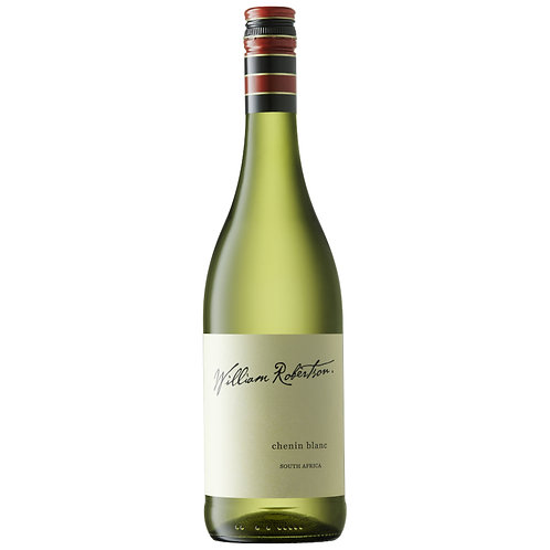 William Robertson Chenin Blanc, Western Cape, South Africa - case of 6 bottles