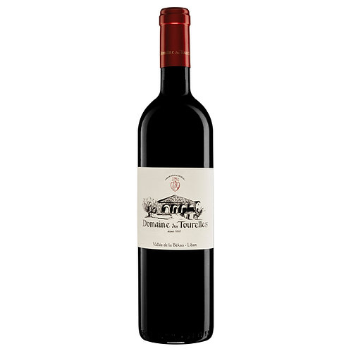 Domaine des Tourelles Red, Bekaa Valley, Lebanon - Case of 6 Bottles