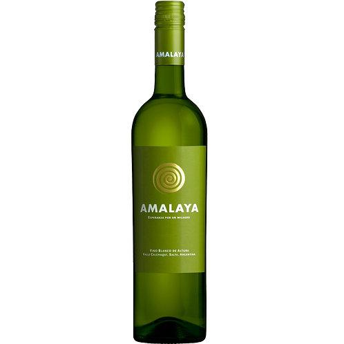 Amalaya, Torrentes/Riesling, Salta, Argentina 2020 - Case of 6 Bottles