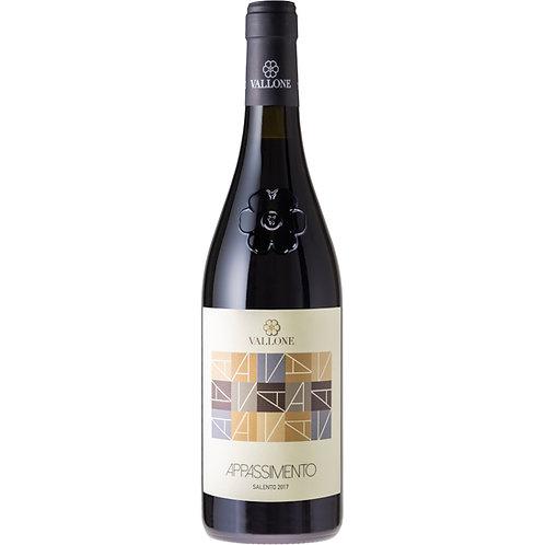 Vallone Appassimento, Puglia Italy 2018 - case of 6 bottles
