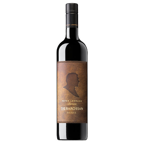 Peter Lehmann The Barossan, Barossa Valley Shiraz 2017 - case of 6 bottles