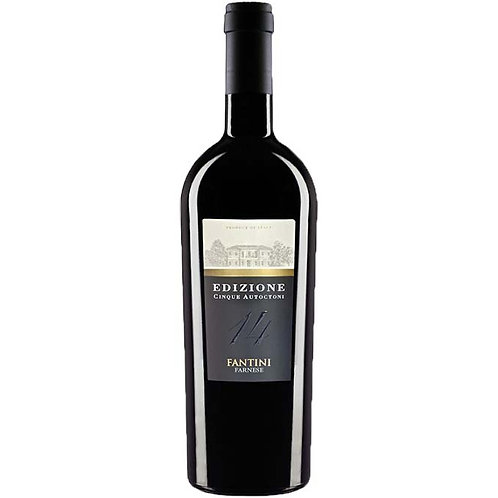 Farnese `Edizione` Cinque Autoctoni - case of 6 bottles
