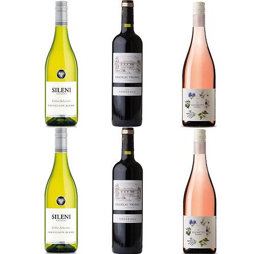September Case of the Month - case of 6 bottles