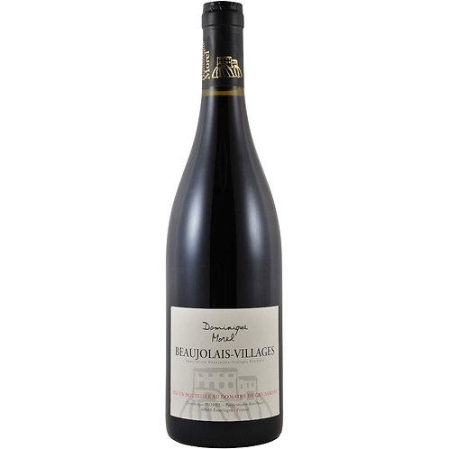 Dominique Morel, Beaujolais-Villages 2019 - case of 6 bottles