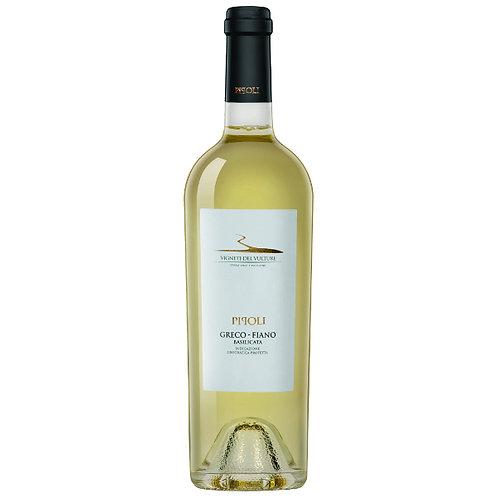 Vigneti del Vulture, `Pipoli` Greco/Fiano, Italy - case of 6 bottles
