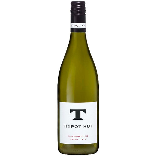 Tinpot Hut Marlborough Pinot Gris - case of 6 bottles
