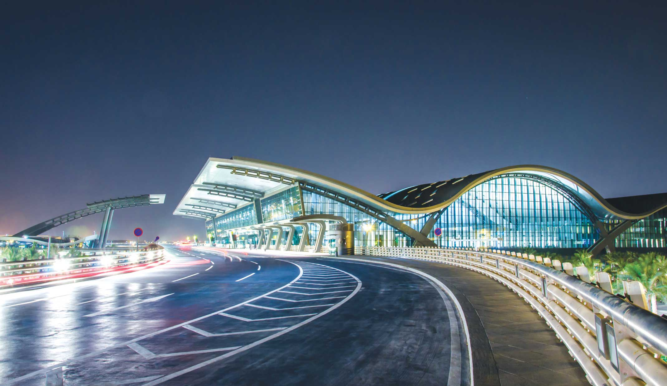 Doha's Hamad International Airport