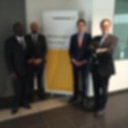 Christopher Hahn Commerzbank Elfenbeinküste Thierry de Nève