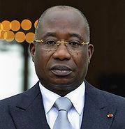 Botschafter Côte d'Ivoire Leon Adom Kacou