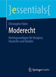 Moderecht Dr. Christopher Hahn Rechtsanwalt