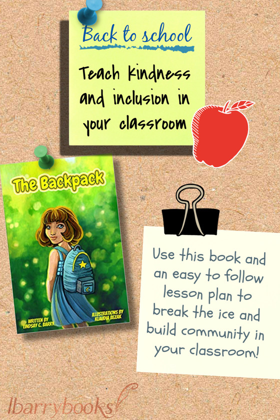 Easy Kindness Lesson Plan for Back to School