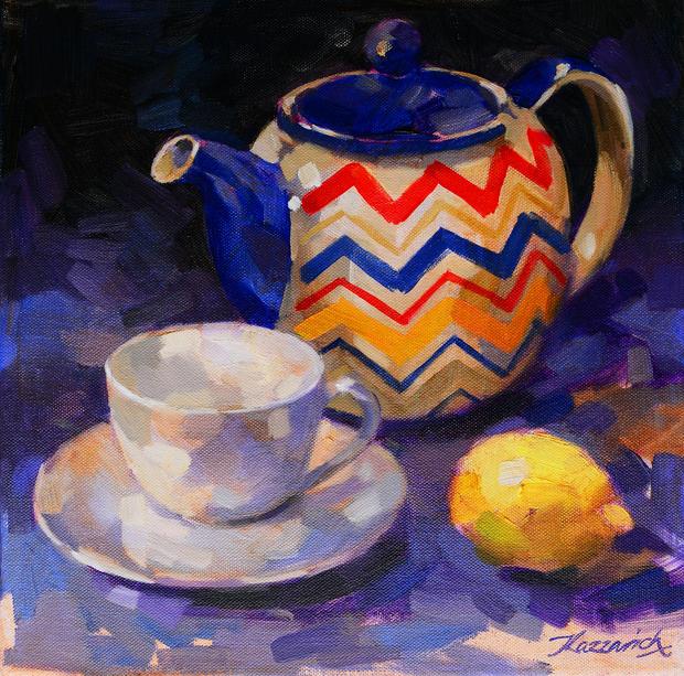Whittard Teapot