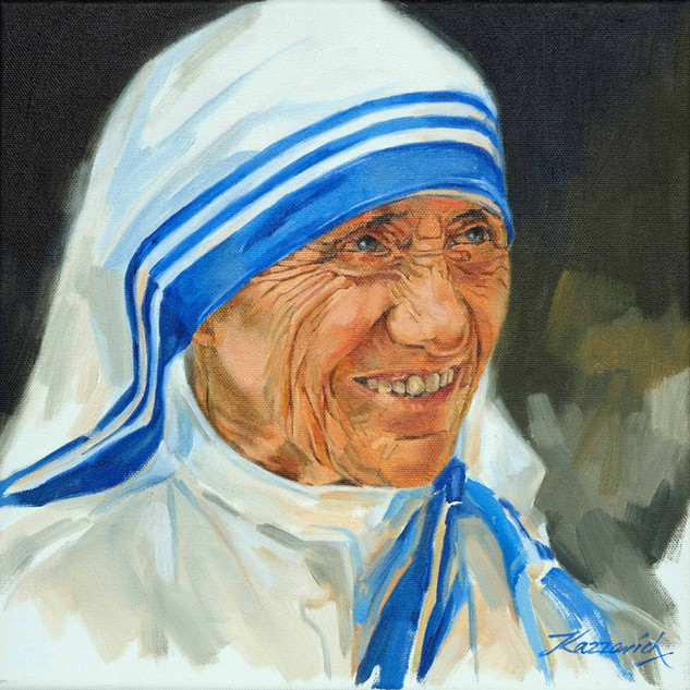 Mother Teresa 'Charity'