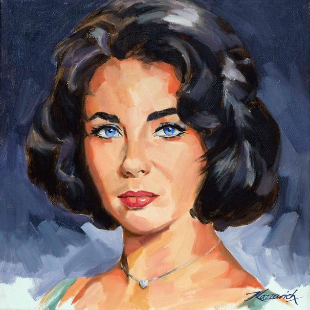 Elizabeth Taylor 'Dramatic'