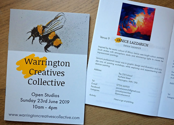 Warrington Creatives Collective