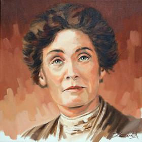 Emmeline Pankhurst 'Determination'