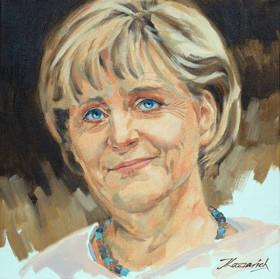 Angela Merkel 'Power'