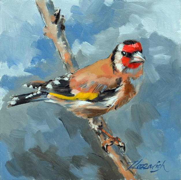 Goldfinch No1