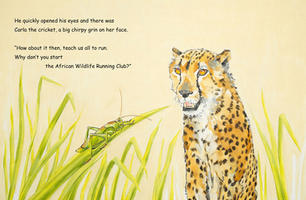Page 11&12 from The African Wildlife Running Club