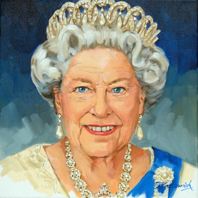 Queen Elizabeth II 'Duty'