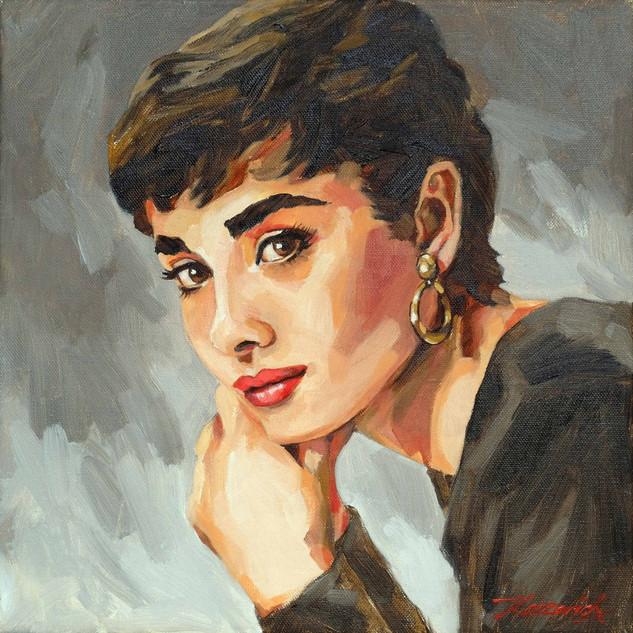 Audrey Hepburn 'Classy'