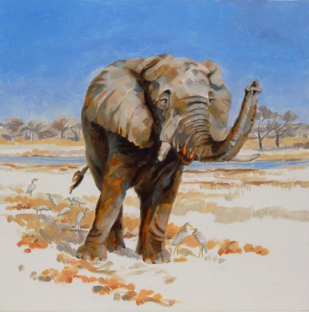 Ester the Elephant