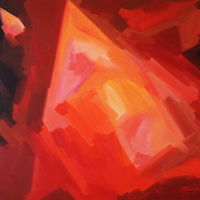 'Red Abstract'