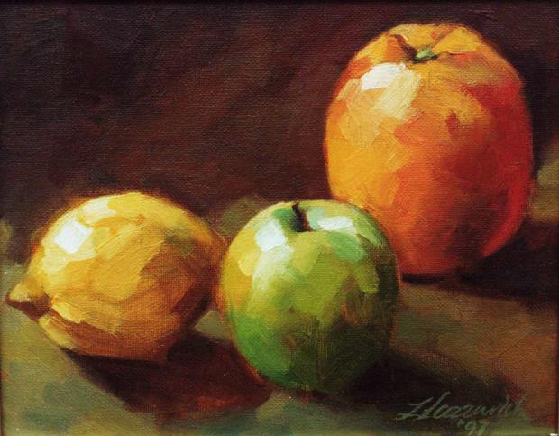 Lemon Orange Apple