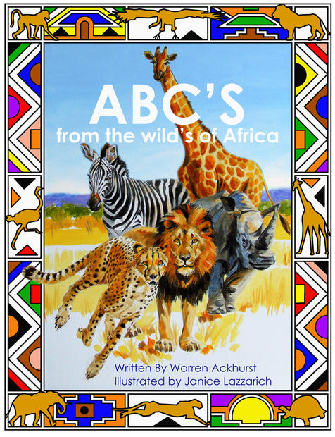 ABC'S from the wild's of Africa