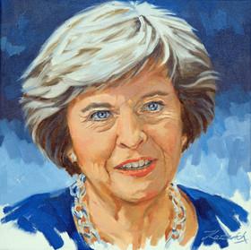 Theresa May 'Champion'