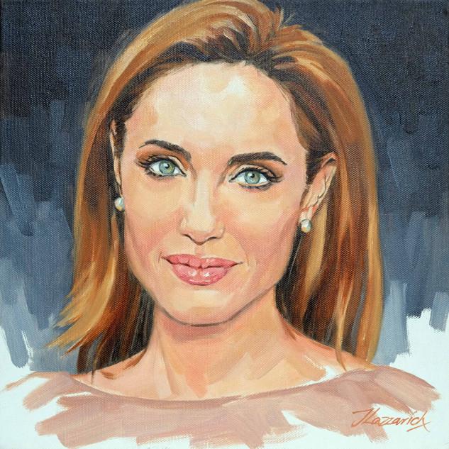 Angelina Jolie 'Humanitarian'