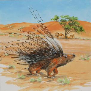 Pela the Porcupine