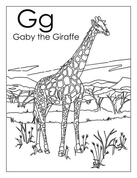 Gabi the Giraffe
