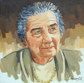 Golda Meir 'Mother'