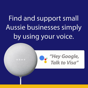Visa: Where You Shop Matters Voice Experience