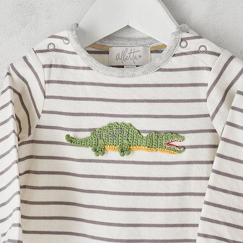 Croc Babygro