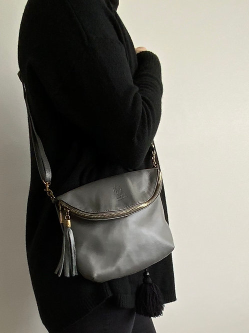 Mulberry Style Fold Over Bag