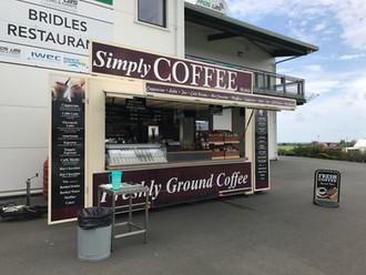 Coffee @ Ffos Llas Racecourse 2018