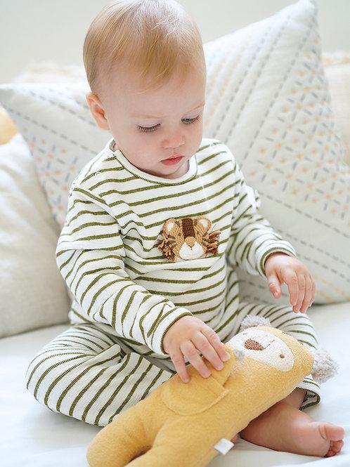 Crochet Tiger Babygro