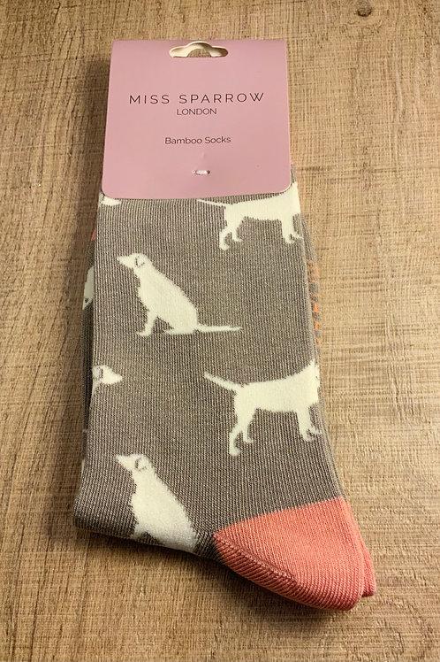 Labrador Bamboo Socks