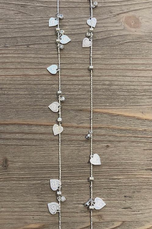 Multi Heart Necklace